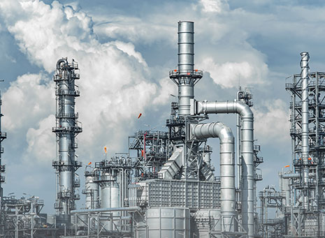 Oil and gas industry filter solutions