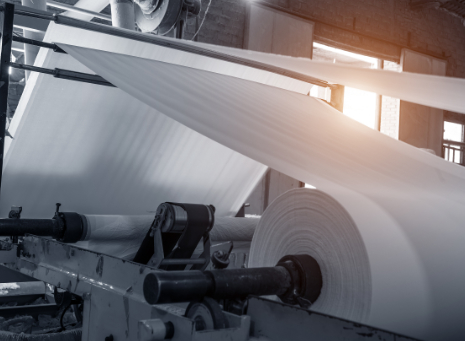 Paper & pulp industry filter solutions