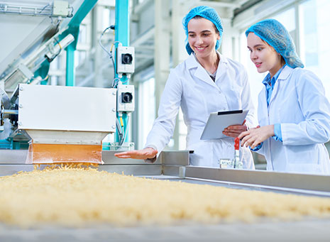 Food & beverage industry filter solutions